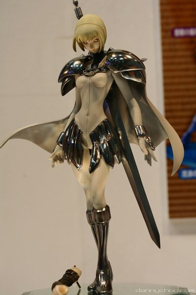 action figure claymore