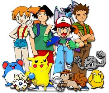 animes que marcaram  - pokemon