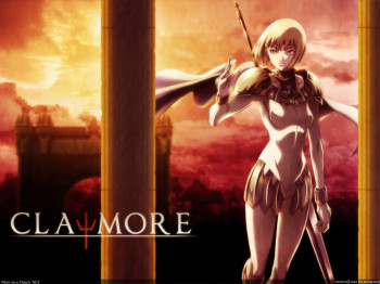 claymore - anime