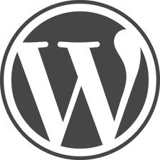 Logo wordpress - criar blog no wordpress