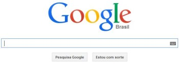 sites de busca - Google